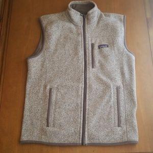 NWT Patagonia men's better sweater vest Medium
